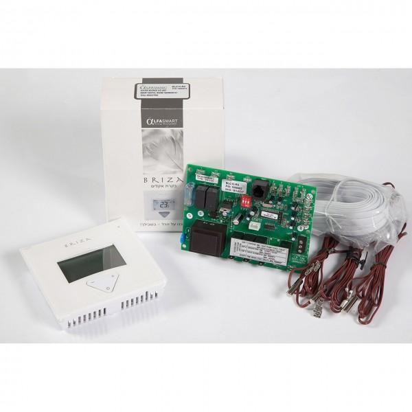 Kit electronic  pentru pompele de caldură