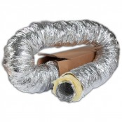 Flexible air ducts and other accessories